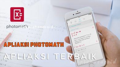 aplikasi photomath menyelesaikan soal matematika di android