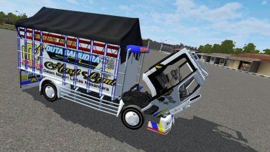 tampilan penuh truk center hd
